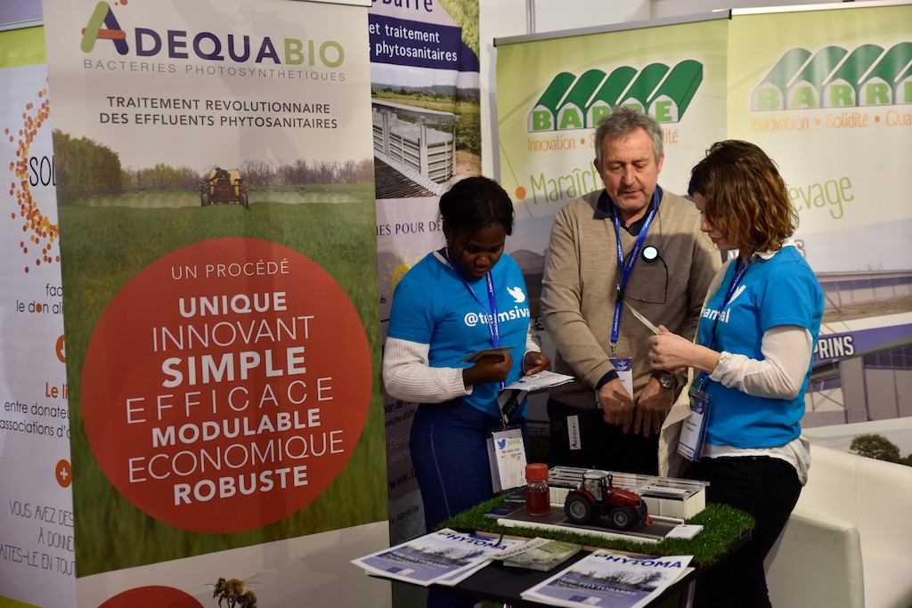 CONCOURS SIVAL INNOVATION - ADEQUABIO - PhytoBarre®