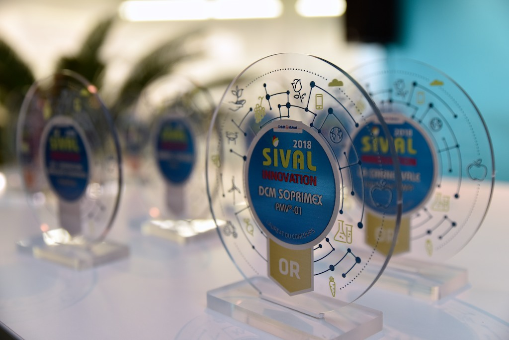 CONCOURS SIVAL INNOVATION - TROPHEES